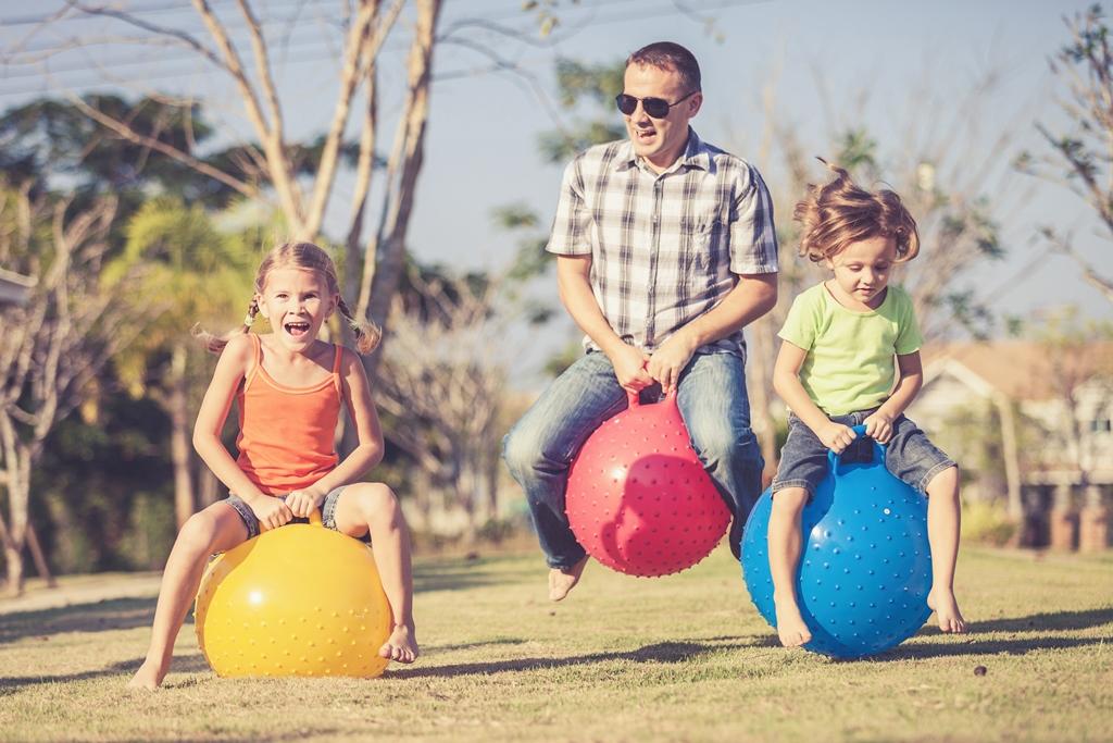 Dificuldade em ter tempo de qualidade com seus filhos?