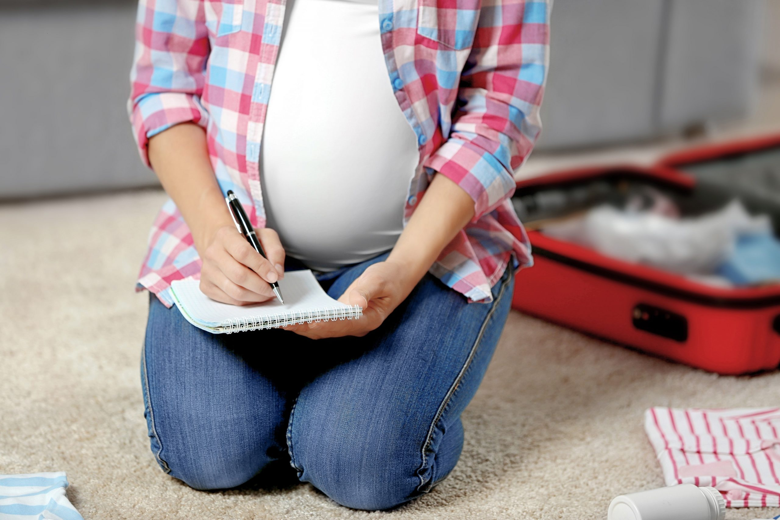 Quando arrumar a mala da maternidade?