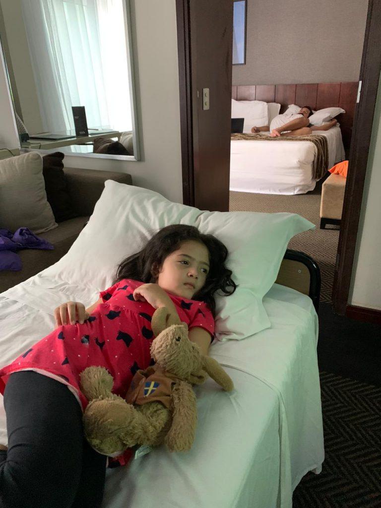 hotel para ficar com crianças em São Paulo