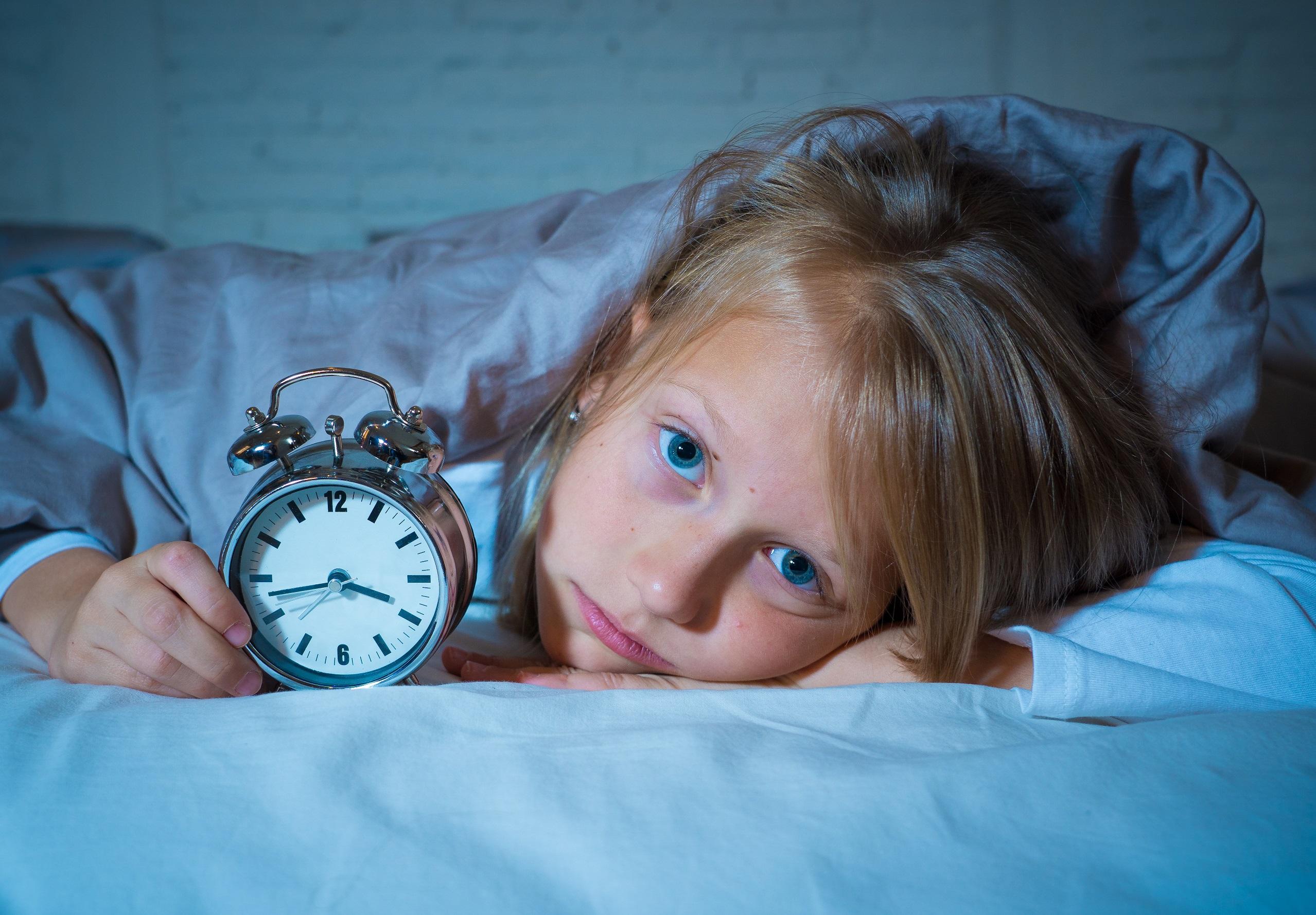 Quarentena e o sono das crianças